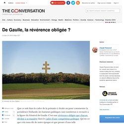 De Gaulle, larévérence obligée?