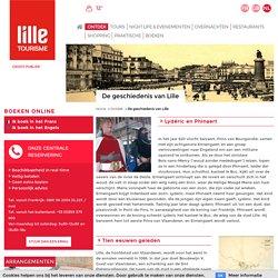 De geschiedenis van Lille