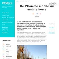 De l'Homme mobile au mobile home