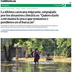 - De Honduras a EEUU