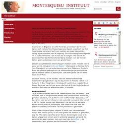 De Volksvertegenwoordiging? - Montesquieu Instituut