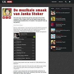 De muzikale smaak van Janka Stoker