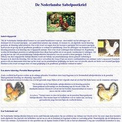 De Nederlandse Sabelpootkriel