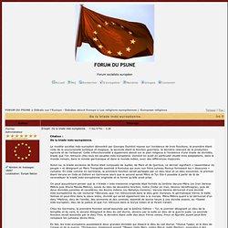 De la triade indo-européenne.
