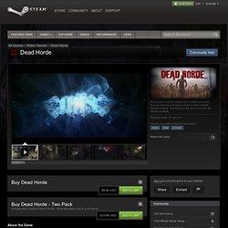 Économisez 75% sur Dead Horde sur Steam