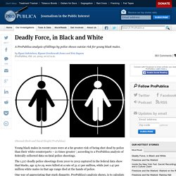 Deadly Force, In Black And White