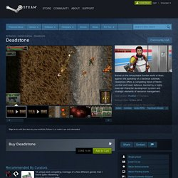 Deadstone on Steam
