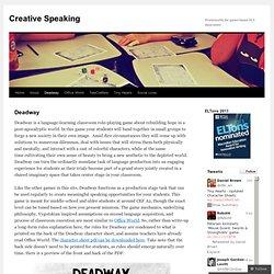 Creative Speaking