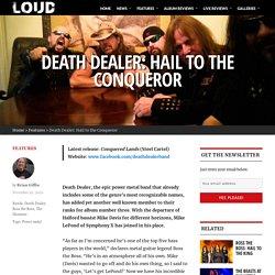 Death Dealer: Hail to the Conqueror