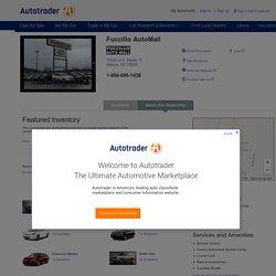 Fuccillo Auto Mall : Adams, NY 13605 Car Dealership, and Auto Financing - Autotrader
