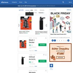 dealnews: Best Deals Online - Daily Deals and Coupons