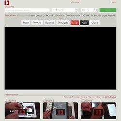 Ugoos Um2 quad core RK3188 TV Dongle Stick Mini PC - Live Antutu Benchmark Test Review - Smashpipe Tech - FrontMotion Firefox