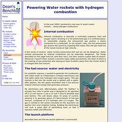 Dean's Benchtop: Hydrogen Power