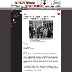 Death of a Diplomat: Herbert Norman & The Cold War
