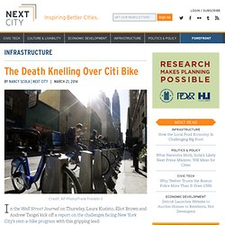 The Death Knelling Over Citi Bike