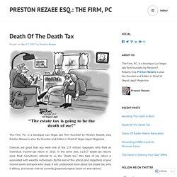 Preston Rezaee Esq.: The Firm, PC