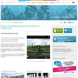 Plages du débarquement de Normandie, musée du débarquement et cimetières américain / allemand en Calvados - Calvados tourisme