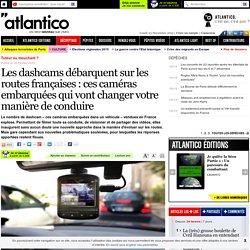 Les dashcams débarquent sur les routes françaises : ces caméras embarquées qui vont changer votre manière de conduire