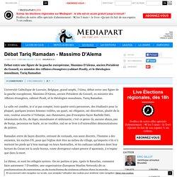 Débat Tariq Ramadan - Massimo D'Alema