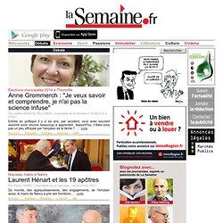 débats - LaSemaine.fr