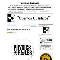 Blogs de física que no te deberías perder