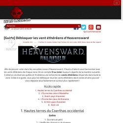[Guide] Débloquer les vent éthéréens d'Heavensward