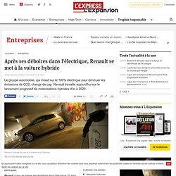 Futur : Renault = hybride ?