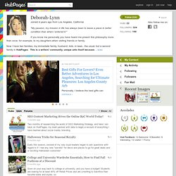 Deborah-Lynn on HubPages