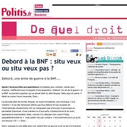 Debord à la BNF : situ veux ou situ veux pas ?