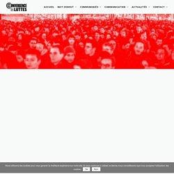 Nuit Debout en photos et vidéos - Convergence des luttes