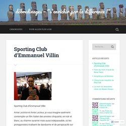 Sporting Club (débredinages)