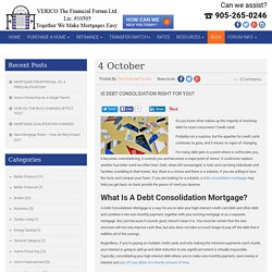 Is Debt Consolidation Right for You?