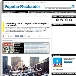Debunking the 9/11 Myths: Special Report - The Planes