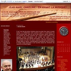 debussy : Jean-Marc Onkelinx - En avant la musique !