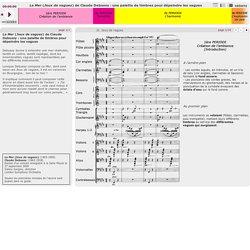 La Mer (Jeux de vagues) de Claude Debussy: une palette de timbres pour dépeindre les vagues
