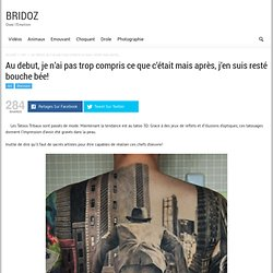 tatoo 3D