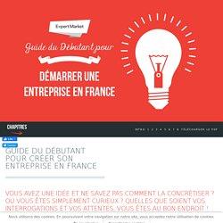 Guide du debutant pour créer une entreprise en France - Expert Market US