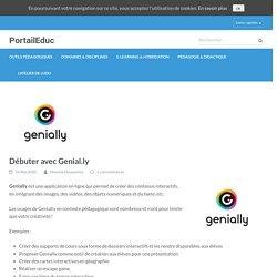 Débuter avec Genial.ly