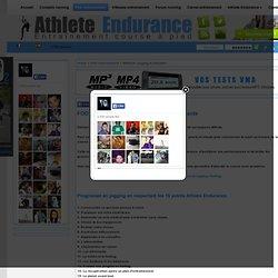 DEBUTER ET PROGRESSER EN JOGGING ET EN FOOTING © Athlete Endurance