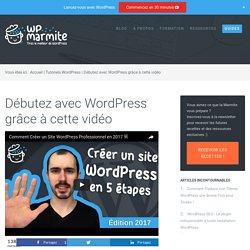 Débutez avec WordPress en 30 minutes