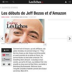 Les débuts de Jeff Bezos et d'Amazon, Management