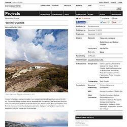 decaARCHITECTURE — Voronoi's Corrals