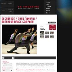 Decadance / OHAD NAHARIN / BATSHEVA DANCE COMPANY