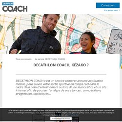 DECATHLON COACH, KÉZAKO ?