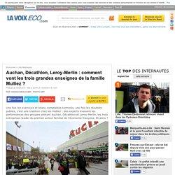 Auchan, Décathlon, Leroy-Merlin : comment vont les trois grandes enseignes de la famille Mulliez ? - Lille Metropole