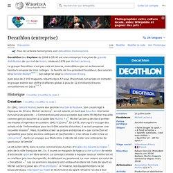 Decathlon (entreprise)