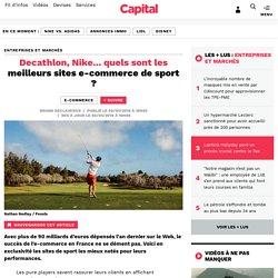 Decathlon, Nike... quels sont les meilleurs sites e-commerce de sport ?
