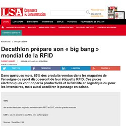 Decathlon prépare son « big bang » mondial...