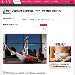 How to: Seemingly Simple excercises