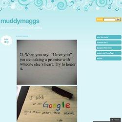 MuddyMaggs